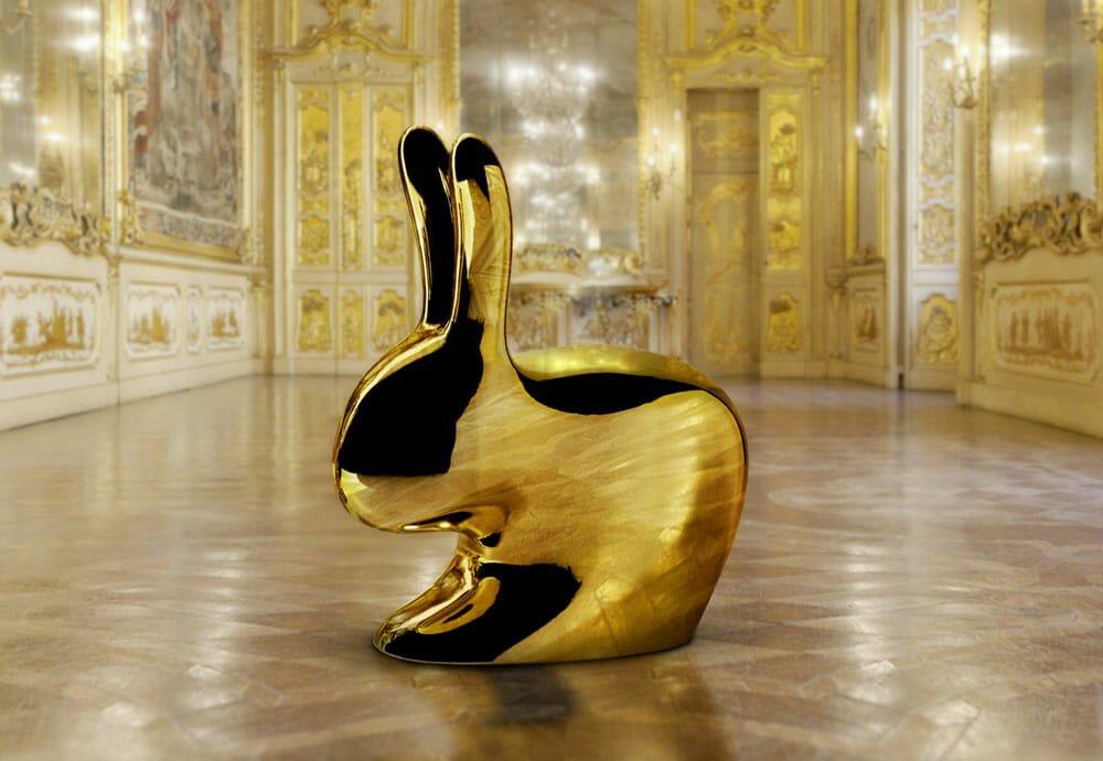 «La Rabbit Chair» par Stefano Giovannoni
