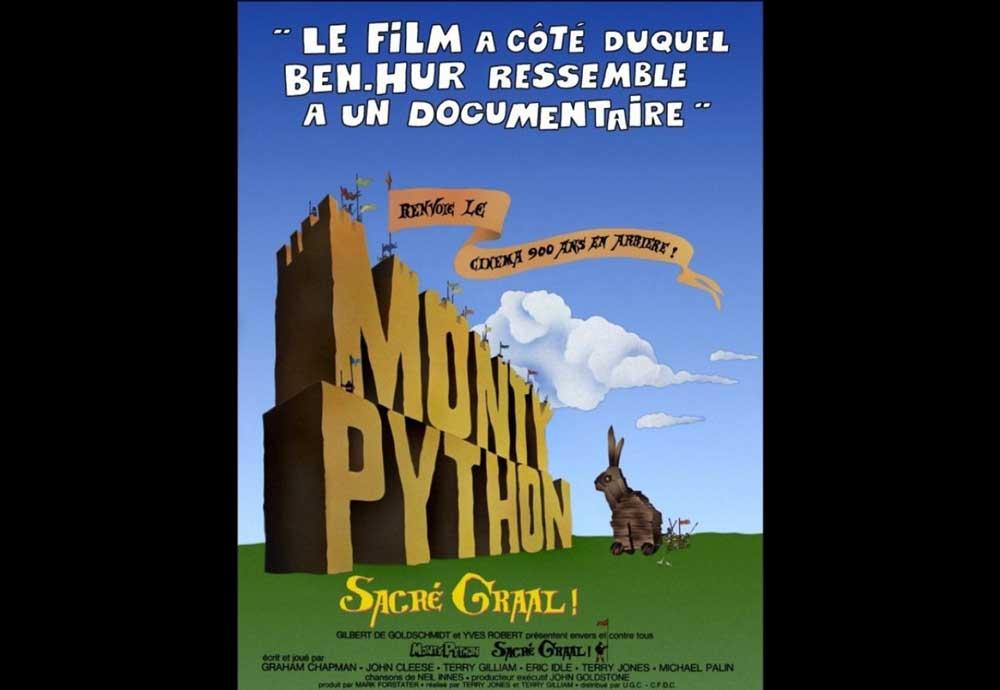 Monty Python: Sacré Graalet le lapin tueur