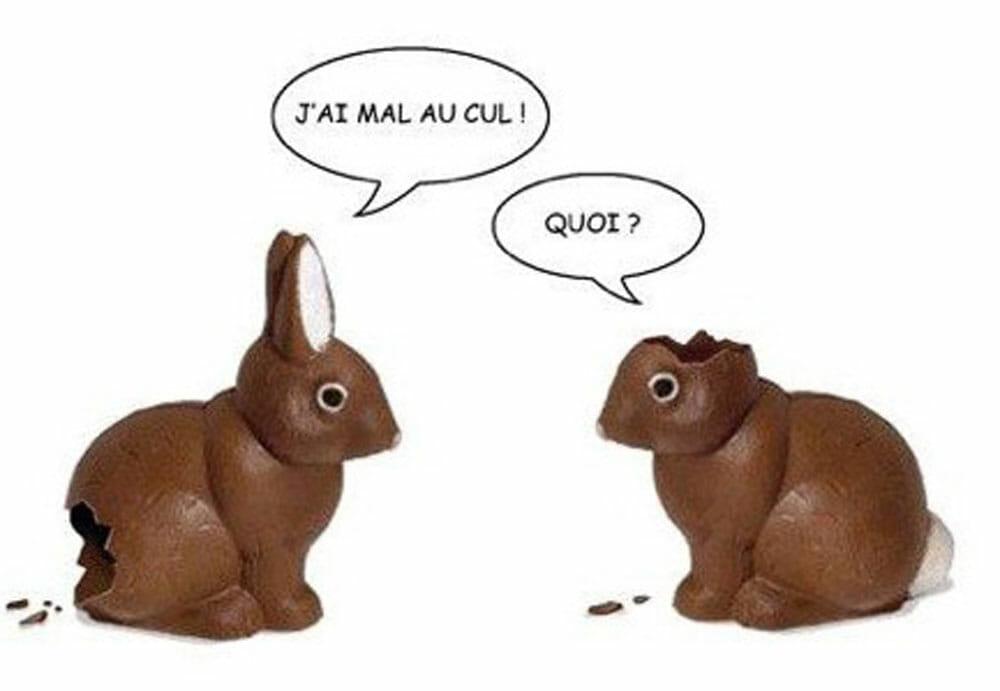 Pourquoi le lapin de Pâques?