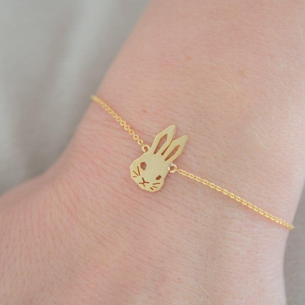 Le bracelet doré Harley