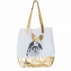 Le sac lapin Gold